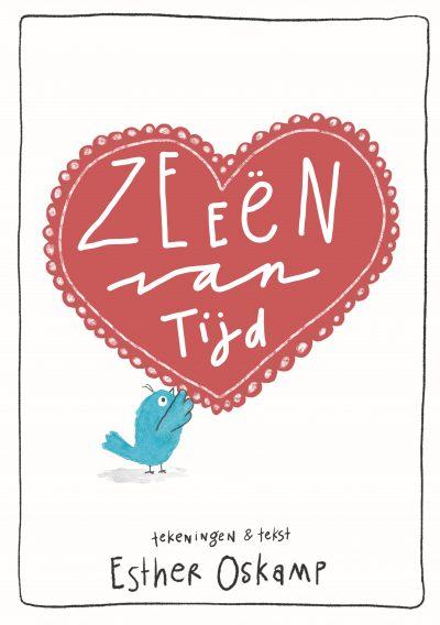 Boekje Zeeen van Tijd | ISBN: 9789083066899